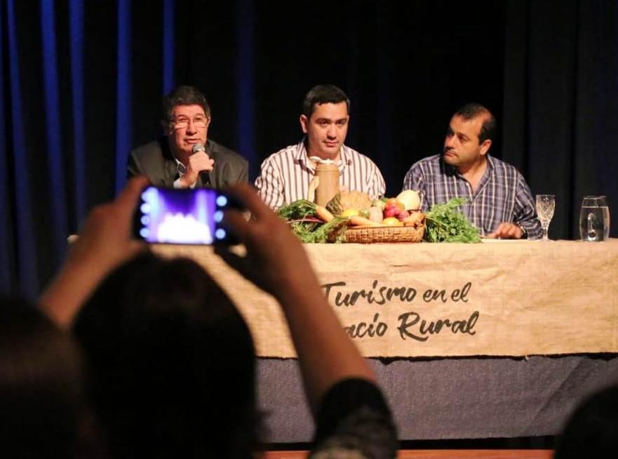 Comenzó Foro Regional de Turismo Rural