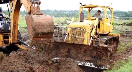 Unas 60 familias tendrán agua potable en Las Tacuaritas
